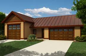 Garage Plan 1544