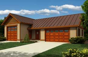 Garage Plan 1545