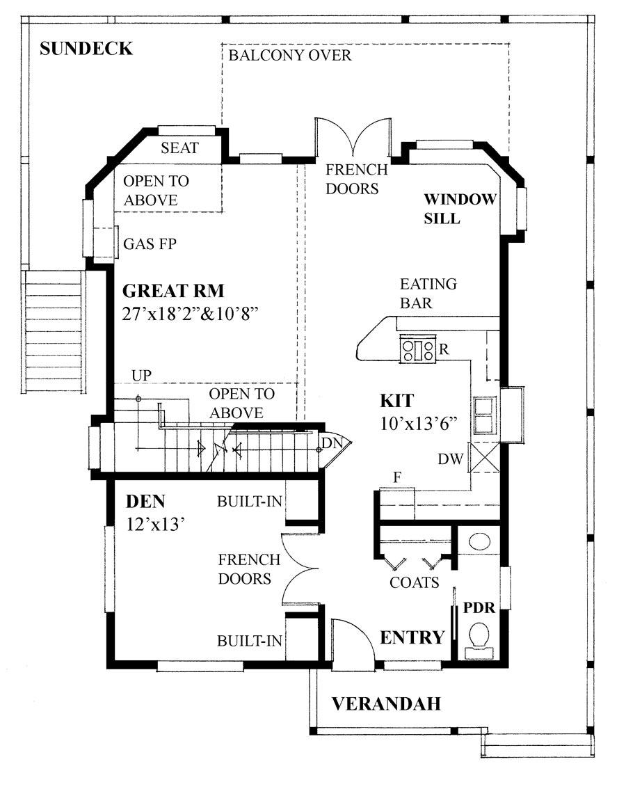Plan 1905 | Regan Swallow Design Ltd.